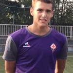Il Giovane Portiere Andrea Passato all'AC Fiorentina